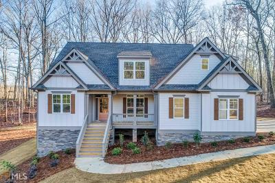 Pickens County Single Family Home For Sale: 58 Hoopers Dr