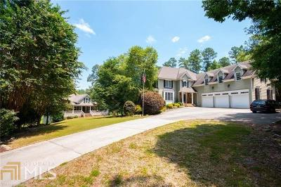 Lawrenceville Single Family Home For Sale: 874 Bramlett Shoals Rd