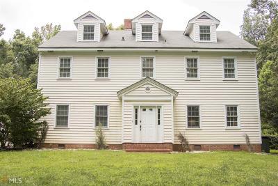 Jonesboro Single Family Home Under Contract: 888 Mundys Mill Rd