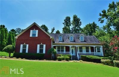 Braselton Single Family Home For Sale: 109 Thornhill Dr