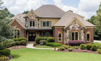 Dacula Single Family Home For Sale: 3596 Marys View Ln