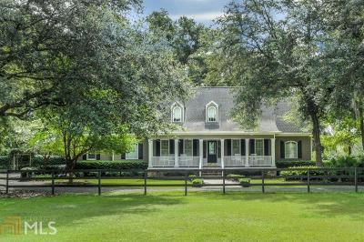 Camden County Single Family Home Under Contract: 95 Mason Ct