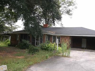 McDonough Single Family Home For Sale: 450 McGarity Rd