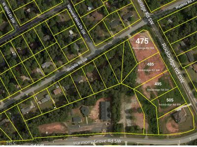 Lilburn Residential Lots & Land For Sale: 475 Rockbridge Rd