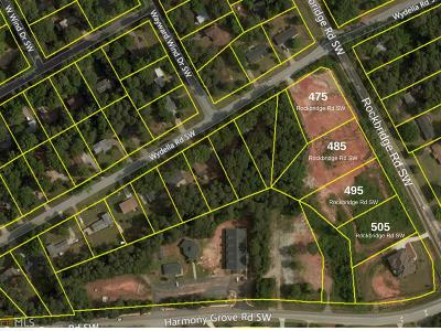 Lilburn Residential Lots & Land For Sale: 505 Rockbridge Rd