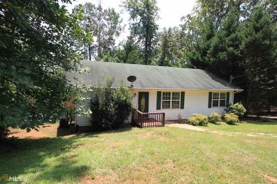 Franklin County Single Family Home Under Contract: 180 Sheriff Tarpley