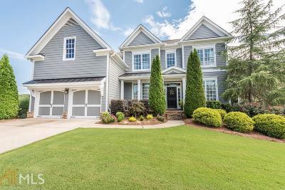 Woodstock Single Family Home For Sale: 133 Johnston Farm Ln