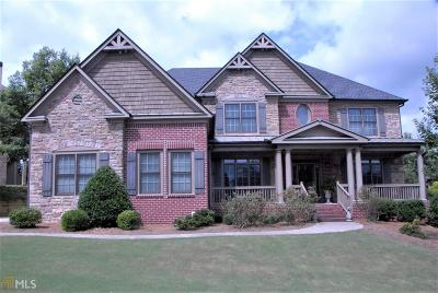 Woodstock Single Family Home For Sale: 407 Olde Heritage