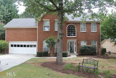 Alpharetta Single Family Home For Sale: 290 Saddle Bridge Dr