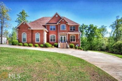Haddock, Milledgeville, Sparta Single Family Home For Sale: 167 Pearl