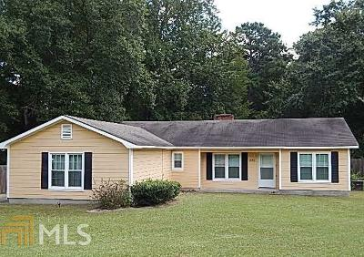 Statesboro Single Family Home For Sale: 229 Shuman Dr
