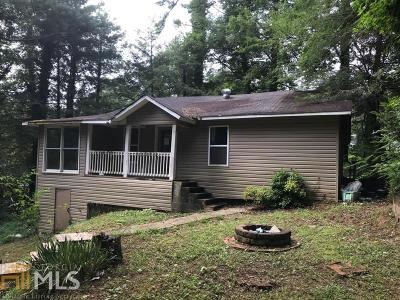 Fannin County Single Family Home For Sale: 483 Ballewtown Rd