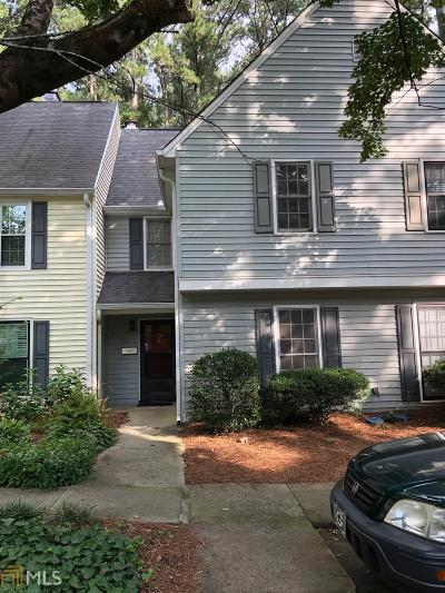 Chamblee Condo/Townhouse For Sale: 4153 Gloucester Pl