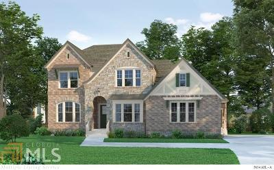 Suwanee Single Family Home Under Contract: 6330 Read Rd
