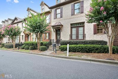 Johns Creek Condo/Townhouse For Sale: 10785 Arlington Point