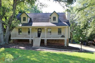 Douglasville Single Family Home For Sale: 6690 Fairway Ridge
