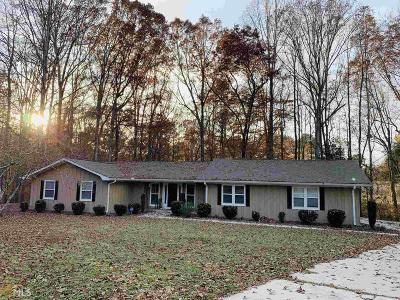 Conyers Single Family Home For Sale: 800 Sweet Briar Ln