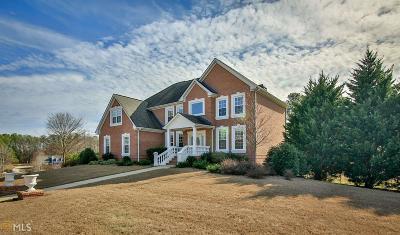 Monroe, Social Circle, Loganville Single Family Home Under Contract: 2515 Richards Walk