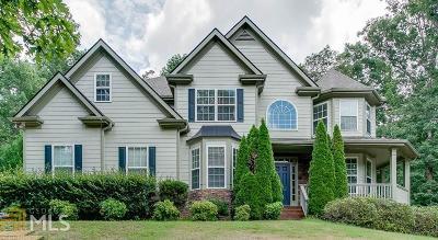 Hoschton Single Family Home For Sale: 499 Southampton Cir