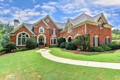 Johns Creek Single Family Home Under Contract: 110 Nature Mill Ct