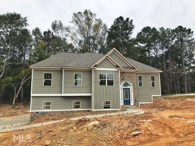 Douglasville Single Family Home For Sale: 8 Bridgemill Run