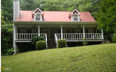 Hiawassee Single Family Home For Sale: 2101 Ivy Mountain Rd