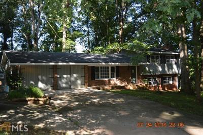 Cornelia Single Family Home For Sale: 217 Ridgeway Cir