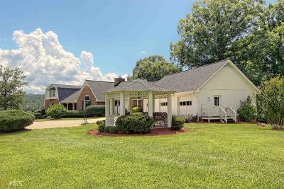 Blairsville Single Family Home For Sale: 715 Trackrock Church