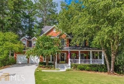 Villa Rica Single Family Home For Sale: 9937 Between The