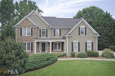 Alpharetta Single Family Home Under Contract: 1070 Bascomb Farm Dr