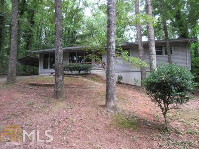 Elbert County, Franklin County, Hart County Single Family Home For Sale: 335 Normandy Trl