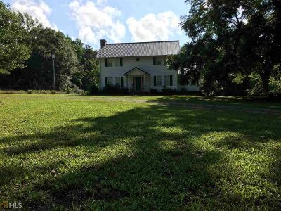 Coweta County Single Family Home For Sale: 1485 Bradbury Rd