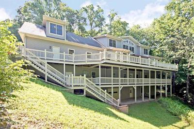 Rabun County Single Family Home For Sale: 2454 Bald Mountain Rd