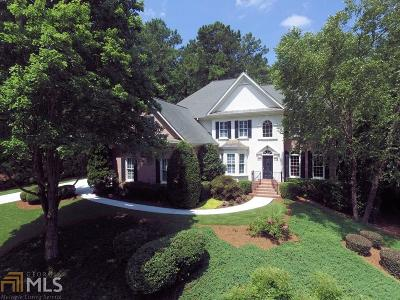 Milton Single Family Home Under Contract: 3204 Chipping Wood Ct