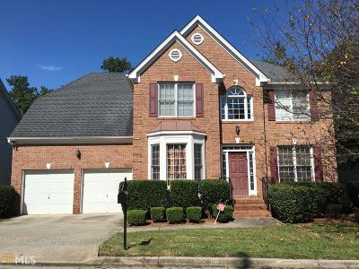 Stone Mountain Single Family Home For Sale: 648 Deer Lake Trl