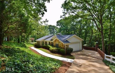 Gainesville Single Family Home For Sale: 3302 Hickory Pt