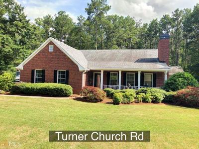 Single Family Home Sold: 1130 Turner Church Rd