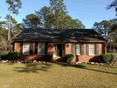 Statesboro Multi Family Home For Sale: 414 Zetterower