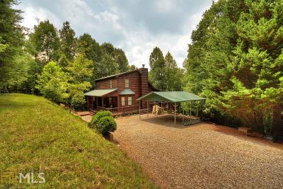 Blairsville Single Family Home For Sale: 270 Cherry Lea Ln