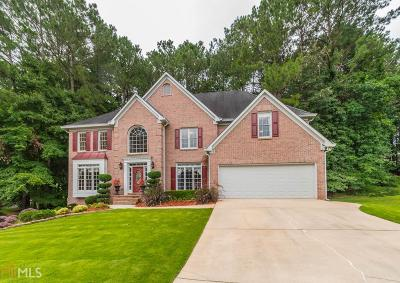 Woodstock Single Family Home For Sale: 3206 At The Oak Tree