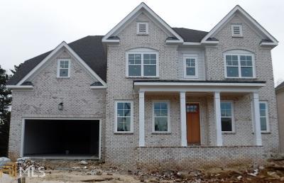 Suwanee Single Family Home For Sale: 5205 Regency Point Dr #11