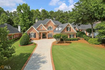 Alpharetta Single Family Home For Sale: 3240 Wolf Willow Close