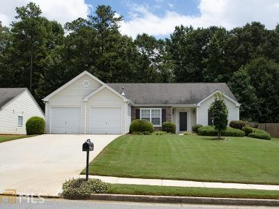 Powder Springs GA Single Family Home Sold: $193,900