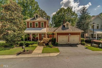 Woodstock Single Family Home Under Contract: 229 Morning Mist Way