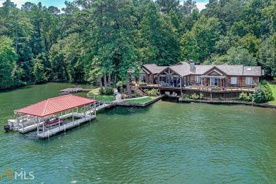Butts County Single Family Home For Sale: 151 Lake Pines Cir