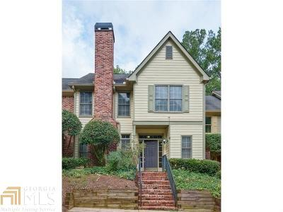 Roswell Condo/Townhouse Under Contract: 150 River Ridge Ln