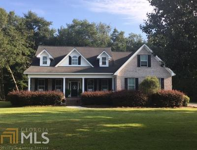 Statesboro Single Family Home For Sale: 2043 Glen Oaks Dr