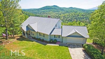 Habersham County Single Family Home For Sale: 402 Mountain View Ln