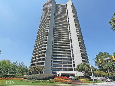Park Place On Peachtree Condo/Townhouse For Sale: 2660 Peachtree Rd #29B