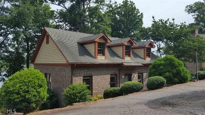 Hiawassee Single Family Home Under Contract: 3255 Dogwood Ln
